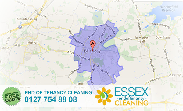 Billericay End of Tenancy Cleaners