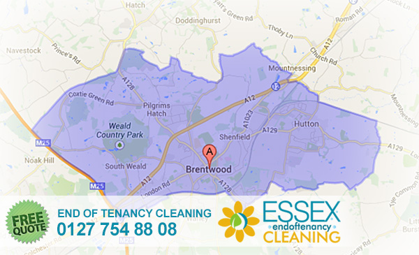 Brentwood End of Tenancy Cleaners