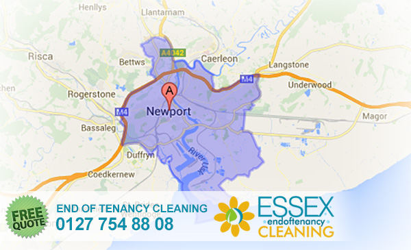 Newport End of Tenancy Cleaners