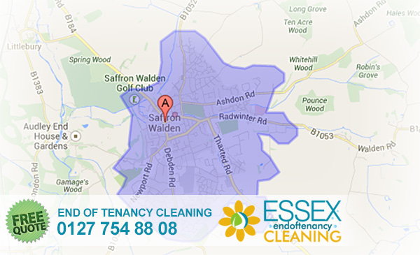 Saffron Walden End of Tenancy Cleaners