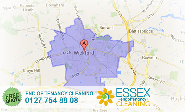 Wickford End of Tenancy Cleaners