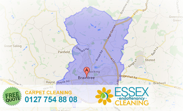 image of carpet cleaning Braintree