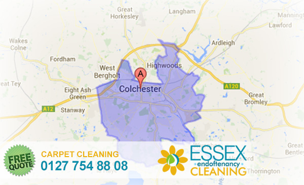 image of carpet cleaning Colchester