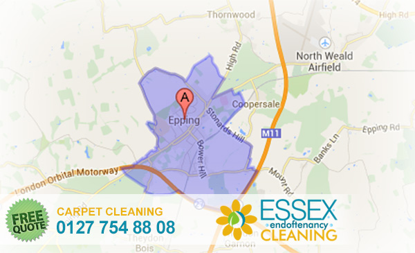 image of carpet cleaning Epping