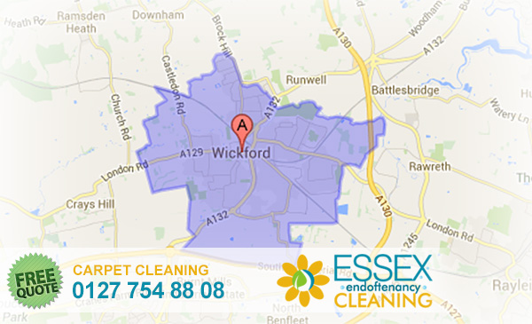 image of carpet cleaning Wickford
