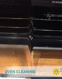 image of oven cleaning services in essex