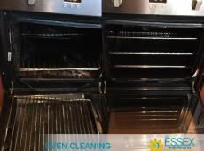 image of oven cleaning essex