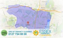 Enfield End of Tenancy Cleaners