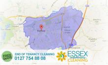 Harlow End of Tenancy Cleaners