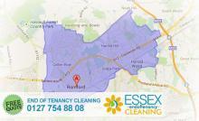 Romford End of Tenancy Cleaners