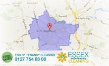 Wickford End of Tenancy Cleaners