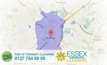 Witham End of Tenancy Cleaners